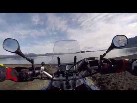 Ruta Interlagos(60ftp): Panguipulli-Lican Ray/ Chile / Super Tenere