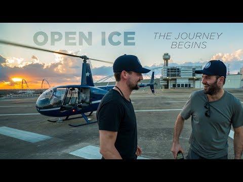 Open Ice: The Journey Begins