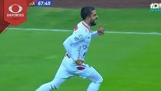 Gol de R. Román | Cruz Azul 0 - 1 Alebrijes | Copa MX - Cl 2019-J6 | Televisa Deportes