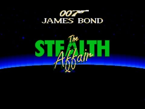 Operation Stealth, 007: Stealth Affair (PC/DOS) 1990, Delphine/Interplay