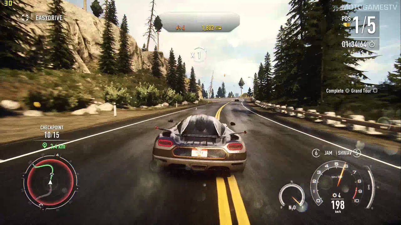 need for speed rivals pc koenigsegg one 1 gameplay youtube. Black Bedroom Furniture Sets. Home Design Ideas