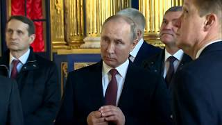 Путин и тупейные художники