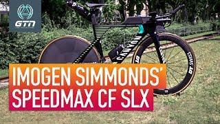 Imogen Simmonds Canyon Speedmax CF SLX