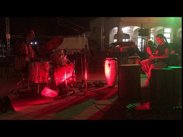 Sound Contamination by Luca Valenza e Salvo Casano Live in Pantelleria 31-08-2020