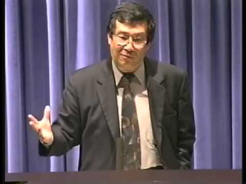 East Asian Lecture Series: Asian Values and the Asian Econom