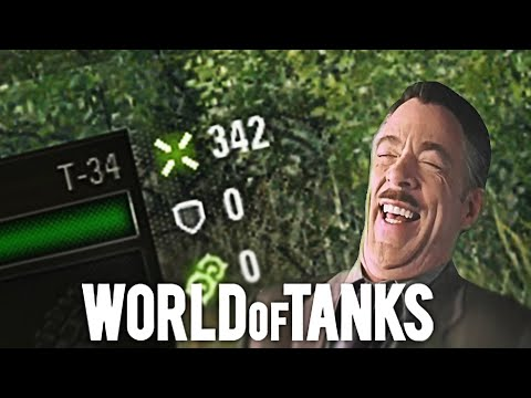 WORLD OF TANKS #16 Баги, Фейлы, Вбр, WOT ПРИКОЛЫ