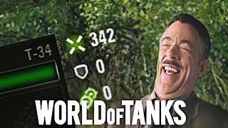 WORLD OF TANKS #16 Баги, Фейлы, Вбр, WOT ПРИКОЛЫ