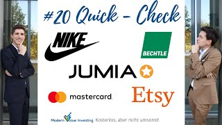 Nike - bechtle jumia etsy mastercard / #20 quick check