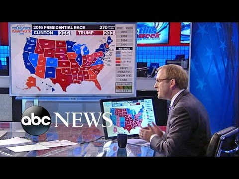 Election 2016 | Breaking Down The Electoral Map