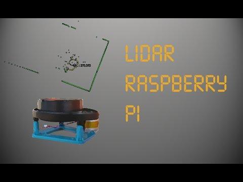Lidar (Raspberry Pi)