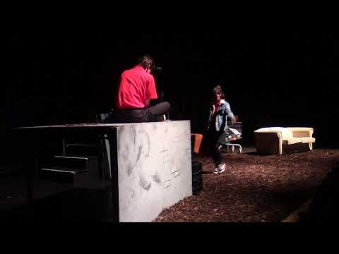Forge Theatre DNA Part 3 of 3 (Left)