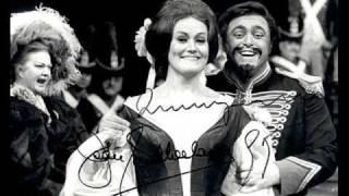 Luciano Pavarotti - La Danza 1974
