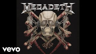 Megadeth - The Skull Beneath The Skin (audio)