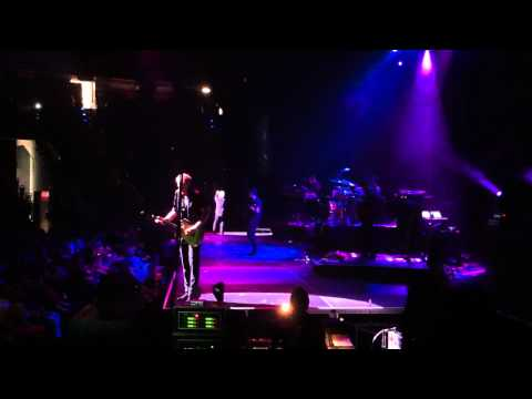 Air Supply live at Coliseo de Puerto Rico February 14, 2012