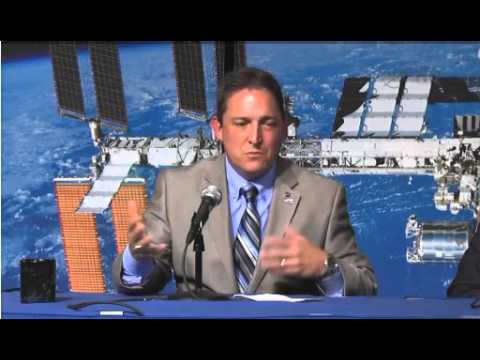 Orbital Sciences Cygnus ISS Supply Ship Post-Berthing Berthing Press Conference