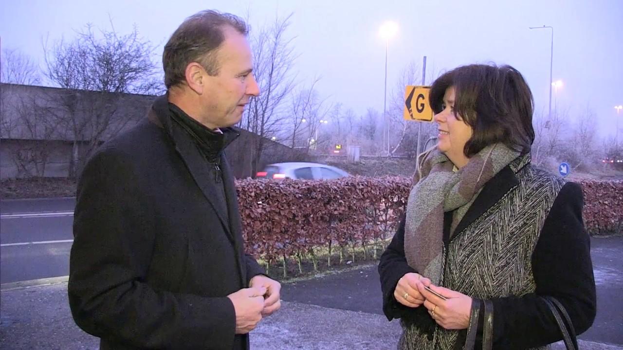 Eerste automobilisten met OV-probeerkaart naar Groningen