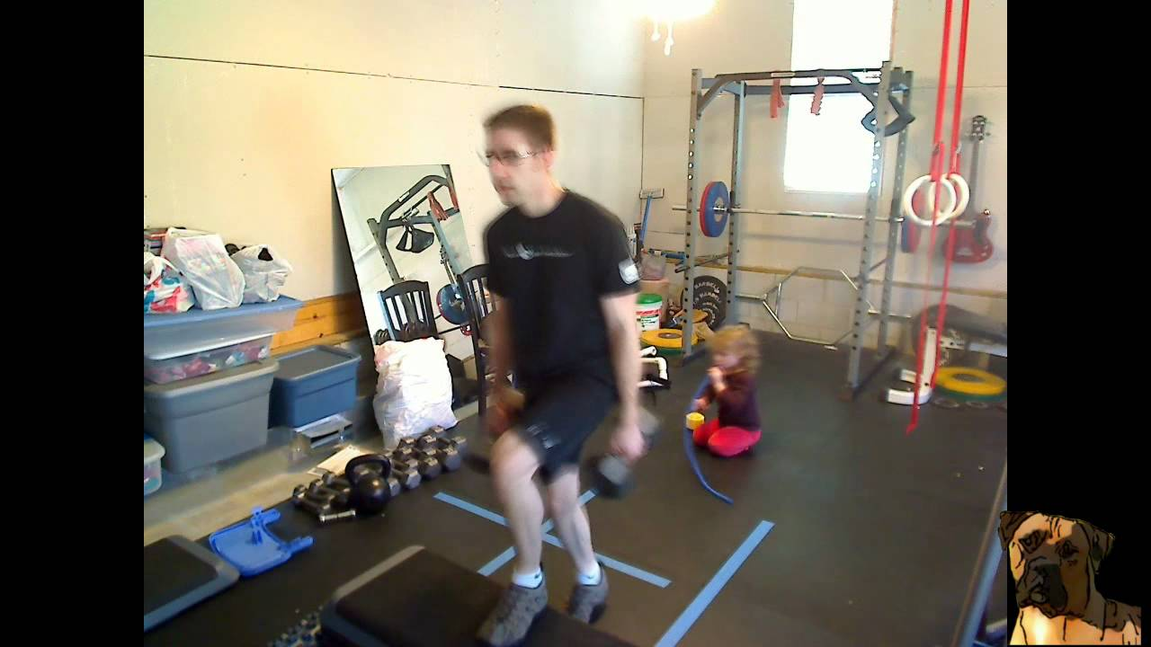 P90X2 - Day 71 - Post-Activation Potentiation (P A P ) Lower - CoachWoot
