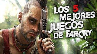 Los Juegos de FarCry: Del Peor al Mejor