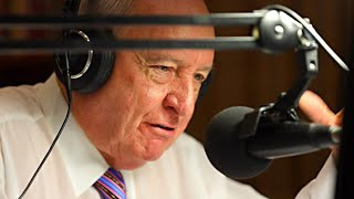 Alan Jones at his most controversial