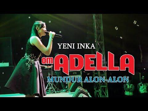 Mundur Alon Alon Paling Joss Gandosss Yeni Inka Adella Diana Ria Live Temanggung