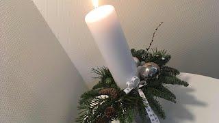 Jak zrobić stroik na Boże Narodzenie
