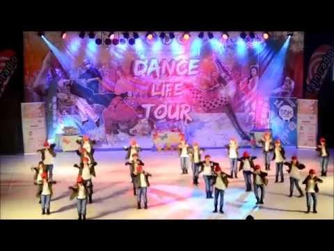 Magic free group - Dance Life Tour Přerov - Děti A Čili Children a děti B MILITARY KIDS