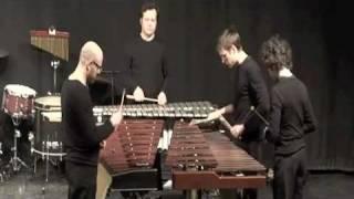 Tetraktis percussioni - Rainbows, Alice Gomez (bergamo 2010)
