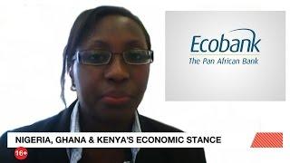 Экономика Нигерии, Ганы и Кении