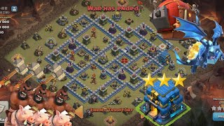 dk nomi (LeveL-1 Clan) Vs Chinese(LeveL-21 Clan) | TH12 UNBELIEVABLE 3 STAR ATTACKS | CLASH OF CLANS