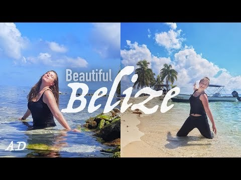 I FOUND PARADISE AND CRIED MY EYES OUT... | Belize Travel Vlog #3