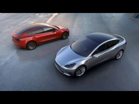 Tesla Model 3: Five facts about Elon Musk's new electric car