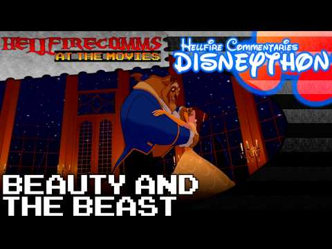 The HellfireComms Disneython - #14: Beauty and the Beast [Audio commentary]