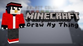 "MINECRAFT DRAW MY THING: ""Ender Dragon"" (Ep.1)"