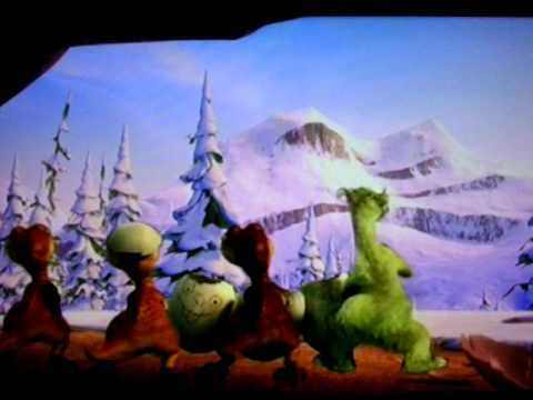 ICE AGE 3 - Walk the Dinosaur Official Music Video