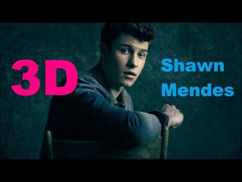 Shawn Mendes - There's Nothing Holding Me Back [3D AUDIO]~~~