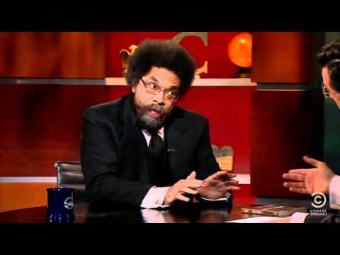 Colbert Report: Interview with Cornel West 2011