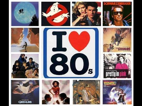 Reportaje del cine de los 80