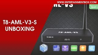 unboxing the new ebox 5 1 android t8 tv box upgraded 5 1 1 android ebox t8 tv box