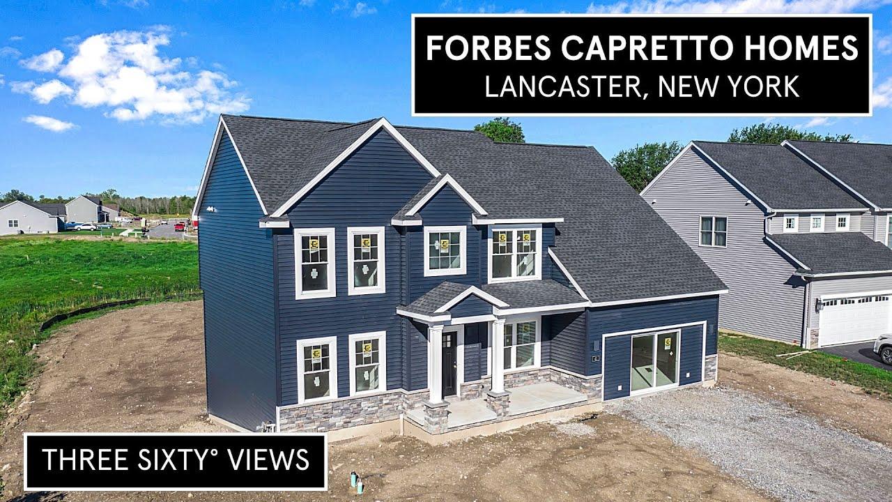 Forbes Capretto Homes 41 Partridge Walk, Lancaster, NY 14086 Video