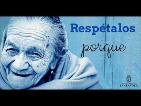 Por el buen trato a las personas mayores
