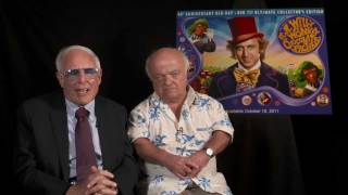 Willy Wonka Interview (2011) With Director, Mel Stuart & Rusty Goffe