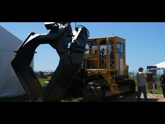 Tom's Talk: 2019 Farm Progress Show (Forestry)