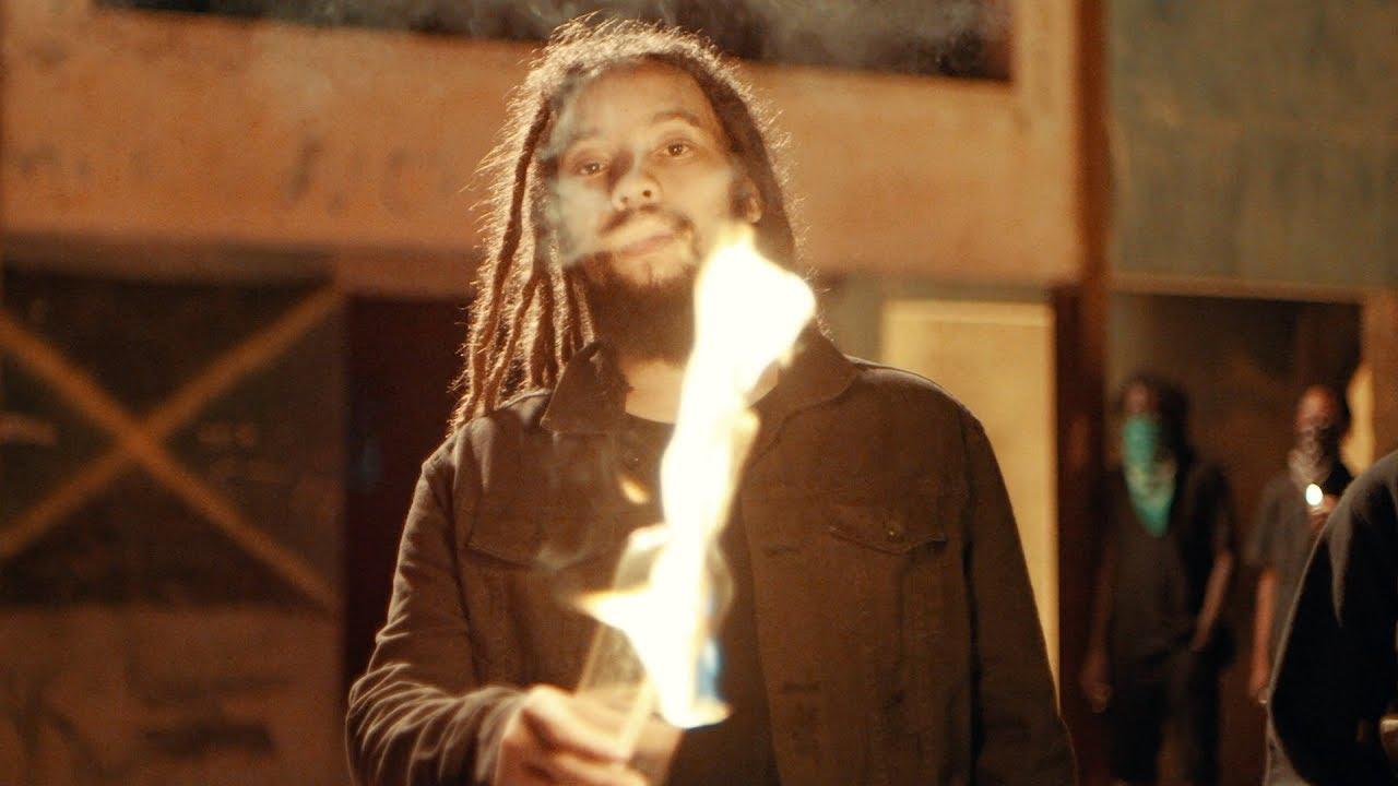 Jo Mersa Marley - Burn It Down (ft  Yohan Marley) (Official Video)