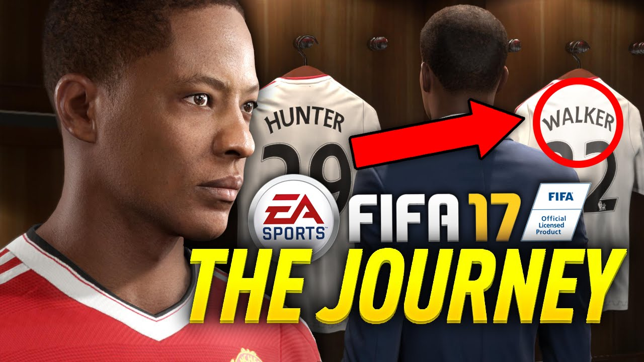 Image result for fifa 17 the journey