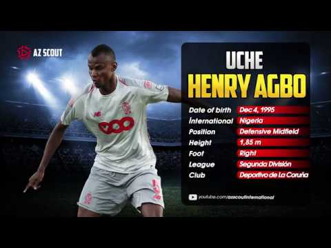 Uche Henry Agbo ● Best Moments ● Defensive Midfielder ● 2020 HD | Makoz Group