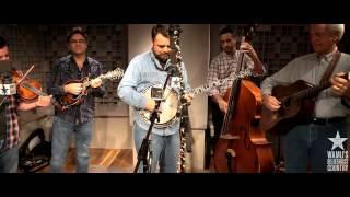 Rob McCoury - Banjo Riff [Live at WAMU's Bluegrass Country]
