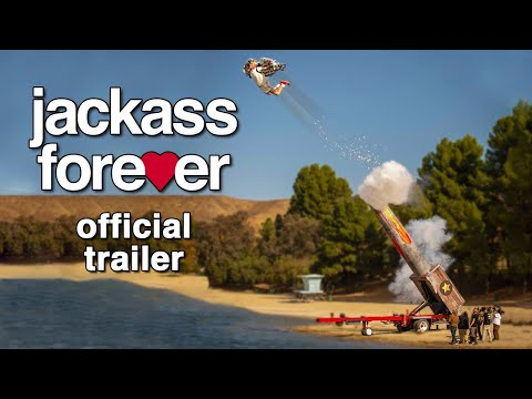 Jackass Forever   Official Trailer   Paramount Pictures UK