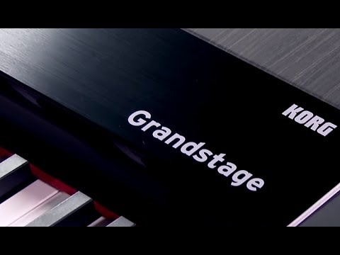 Korg Grandstage Stage Piano - Demo with Frank Tedesco