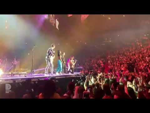 Runaway (EN VIVO) – Sebastián Yatra Ft Daddy Yankee, Natti Natasha y Jonas Brothers