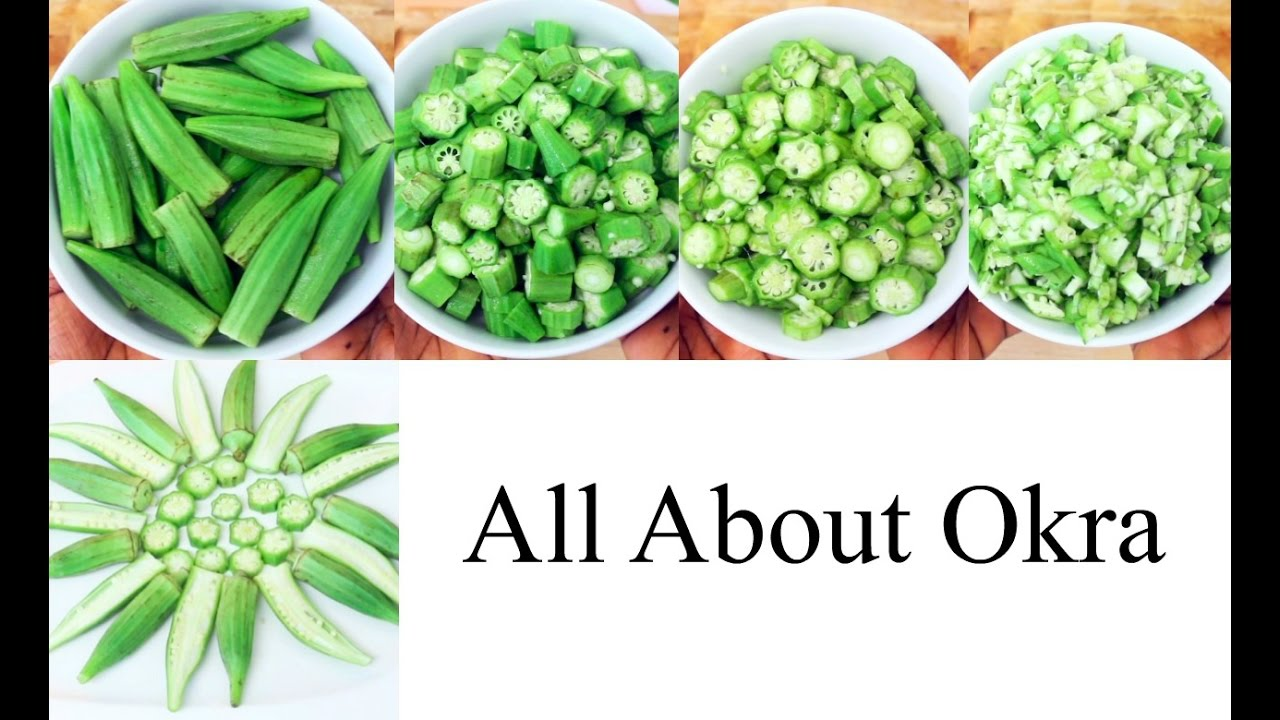 Okra Benefit To Your Body After Eating Healthy Heat ...